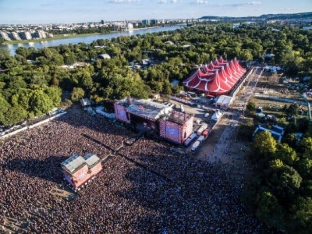 Sziget becomes Artists' Favourite Festival in Europe