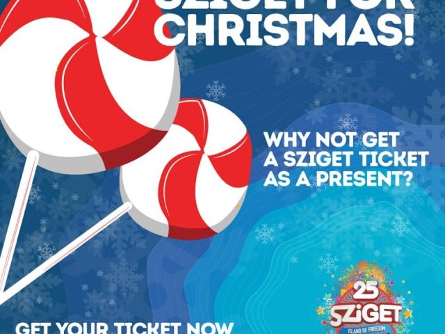 """Sziget for Christmas"" winners have arrived"