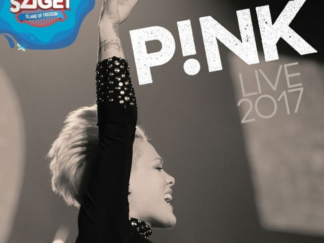 P!NK is coming to Sziget