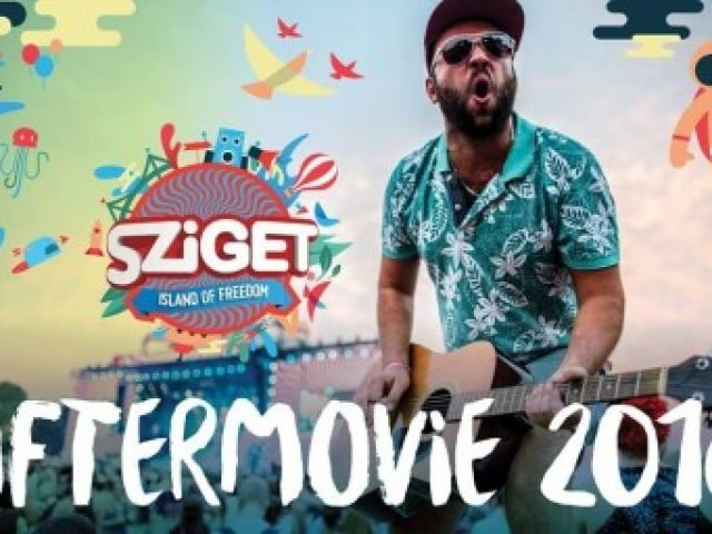 The #sziget2016 aftermovie has now arrived!