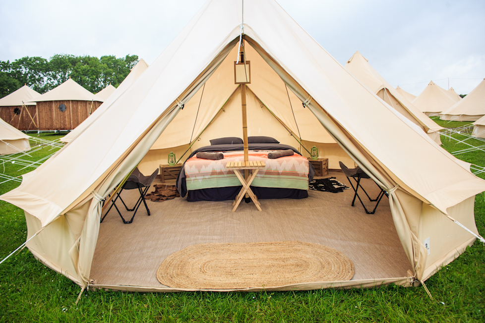 The Green Glamping