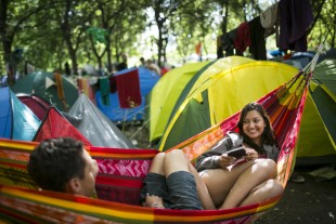 Where to stay at Sziget?
